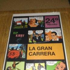 Cómics: RIP KIRBY Nº 24 NUEVO SIN USAR LA GRAN CARRERA.. Lote 132068146