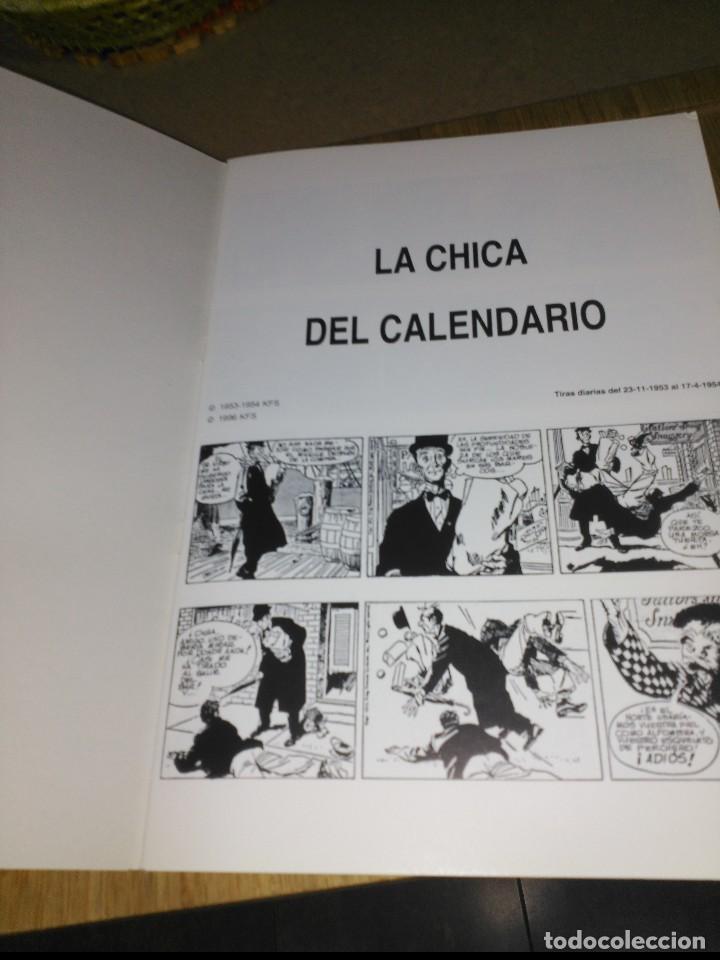 Cómics: Rip Kirby Nº 26 NUEVO SIN USAR La chica del calendario - Foto 3 - 132069150