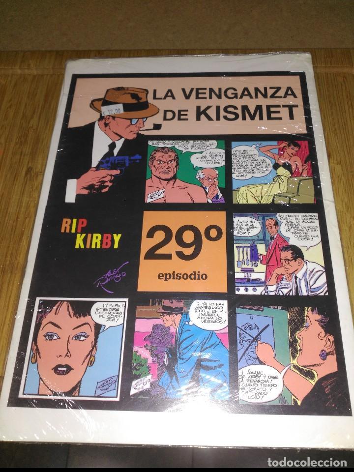 RIP KIRBY Nº 29 NUEVO SIN USAR LA VENGANZA DE KISMET (Tebeos y Comics - Magerit - Rip Kirby)