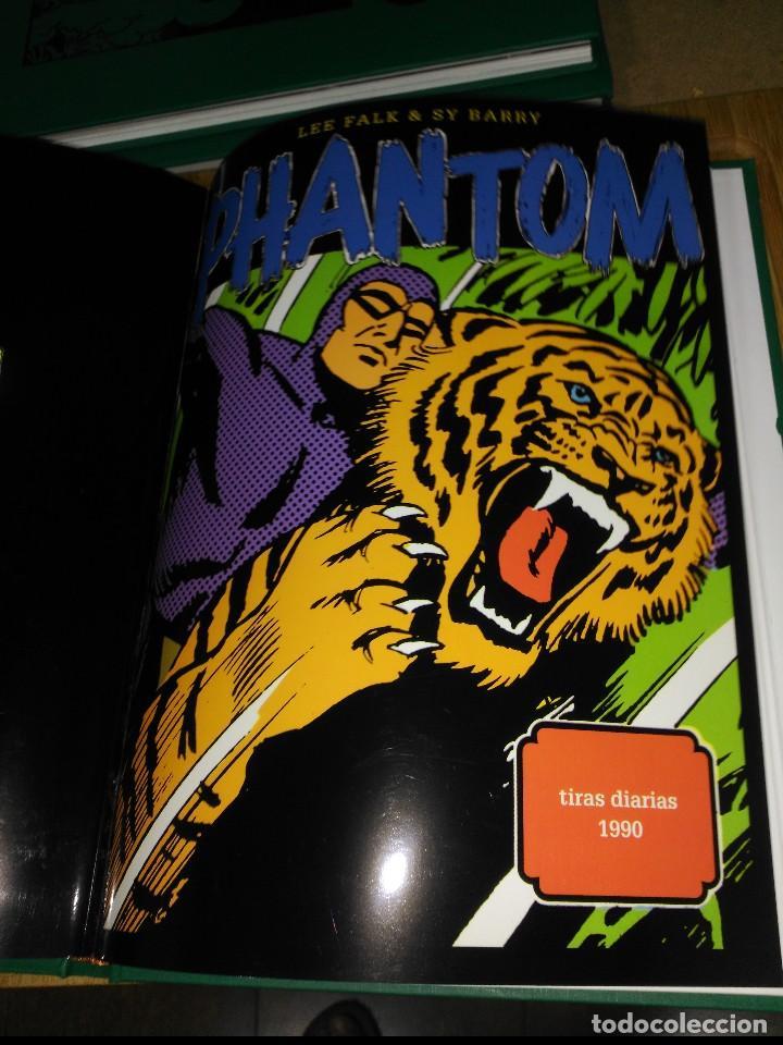 Cómics: Phantom El Hombre enmascarado TOMO Nª6 con 3 cómics de Tiras diarias 1989 a 1990 - Foto 4 - 132159974
