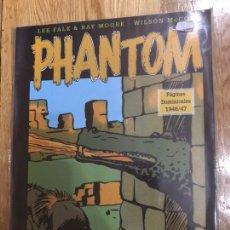 Cómics: LEE FALK & RAY MOORE-WILSON MCCOY PHANTOM PÁGINAS DOMINICALES 1946/47 NÚMERO 9. Lote 136761289