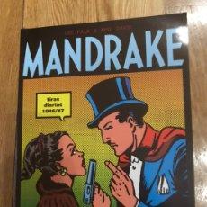 Cómics: LEE FALK & PHIL DAVIS MANDRAKE TIRAS DIARIAS 1946/47. Lote 136761388