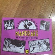 Cómics: LEE FALK Y PHIL DAVIS MANDRAKE EL CIRCO DEL HORROR (EL HOMBRE LOBO) NÚMERO 5. Lote 136761500