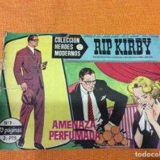 Cómics: RIP KIRBY.COLECCION HEROES MODERNOS ,NÚMERO 1.. Lote 139097442
