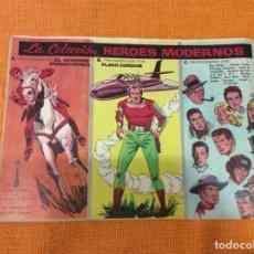Cómics: RIP KIRBY.COLECCION HEROES MODERNOS ,NÚMERO 5.. Lote 139097750