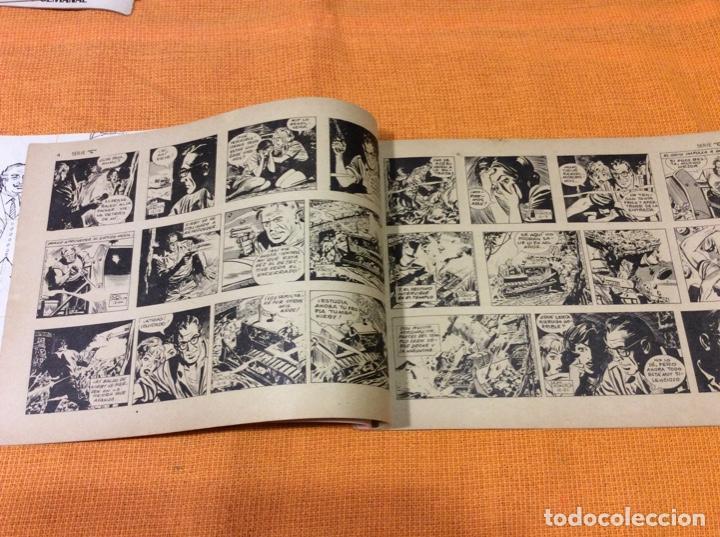 Cómics: Rip Kirby.Coleccion Heroes Modernos ,número 6. - Foto 3 - 139098378