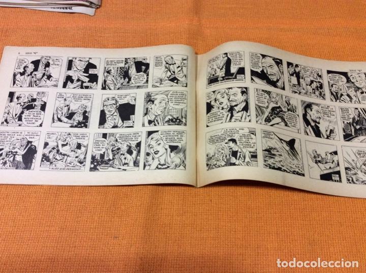 Cómics: Rip Kirby.Coleccion Heroes Modernos ,número 10. - Foto 3 - 139098590