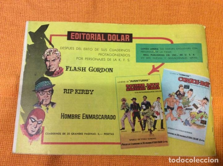 Cómics: Rip Kirby.Coleccion Heroes Modernos ,número 15. - Foto 2 - 139099046