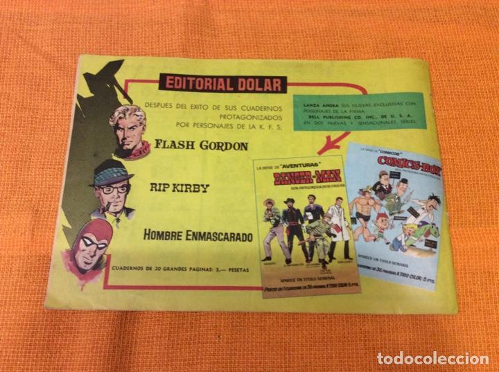 Cómics: Mandrake El Mago. Colección Héroes Modernos.Numero 11. - Foto 2 - 139099786