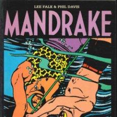 Cómics: MANDRAKE , TIRAS DIARIAS 1954 , TOMO Nº 24 EL REY SE DIVIERTE. / MISTERIO EN EL FONDO DEL MAR. / RO. Lote 140646994