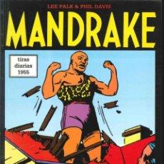 Cómics: MANDRAKE , TIRAS DIARIAS 1955 Nº 36 EL INVENTOR. / EL REGRESO DEL CAMELLO DE ARCHILLA. / LOS BUSCADO. Lote 140648090