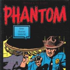 Cómics: PHANTOM , MAGERIT TIRAS DIARIAS 1989 / 90. Lote 140649462