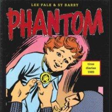 Cómics: PHANTOM , MAGERIT TIRAS DIARIAS 1989. Lote 140649686