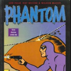 Cómics: PHANTOM , MAGERIT TIRAS DIARIAS 1945 / 46. Lote 140649766