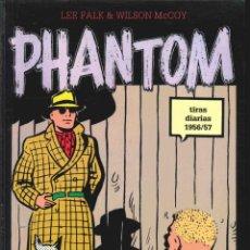 Cómics: PHANTOM , MAGERIT TIRAS DIARIAS 1956/57. Lote 140649946