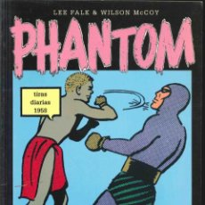 Cómics: PHANTOM , MAGERIT TIRAS DIARIAS 1958. Lote 140650006