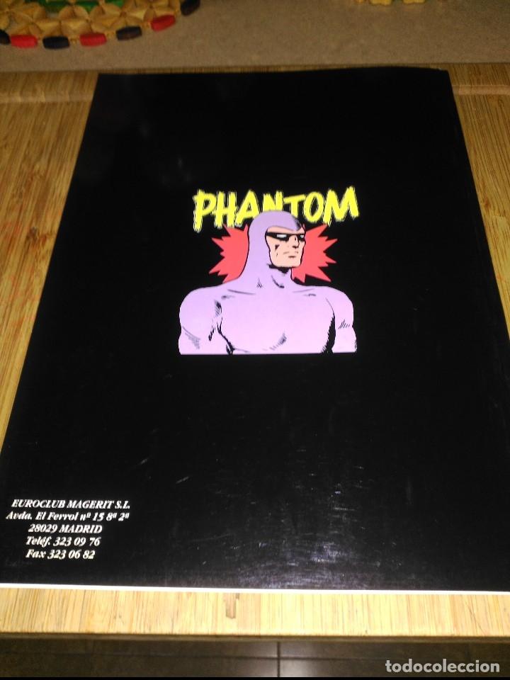 Cómics: Phantom Tiras diarias y planchas dominicales 1949/2 - Foto 2 - 141566010