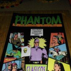 Cómics: PHANTOM TIRAS DIARIAS Y PLANCHAS DOMINICALES 1950/1. Lote 141566210