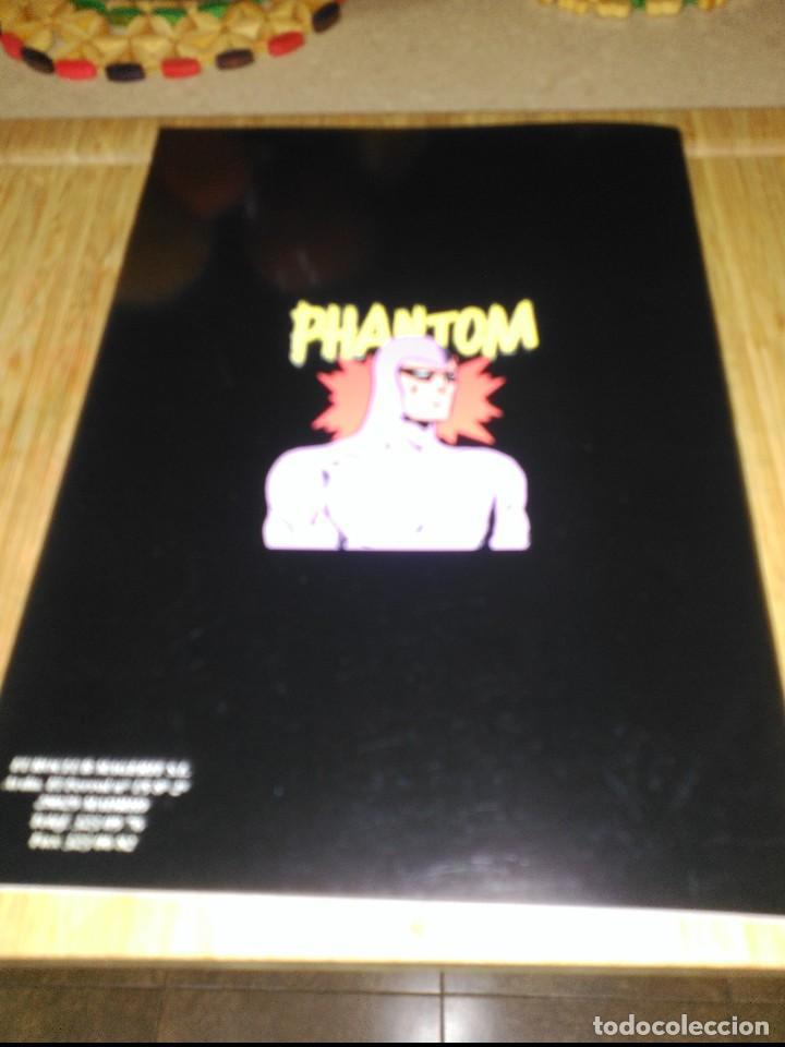 Cómics: Phantom Tiras diarias y planchas dominicales 1950/1 - Foto 2 - 141566210