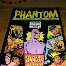 Cómics: PHANTOM TIRAS DIARIAS Y PLANCHAS DOMINICALES 1950/2. Lote 141566486