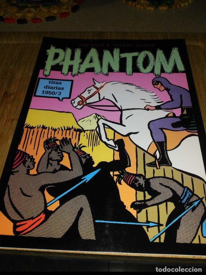 PHANTOM TIRAS DIARIAS Y PLANCHAS DOMINICALES 1950/3 (Tebeos y Comics - Magerit - Phantom)