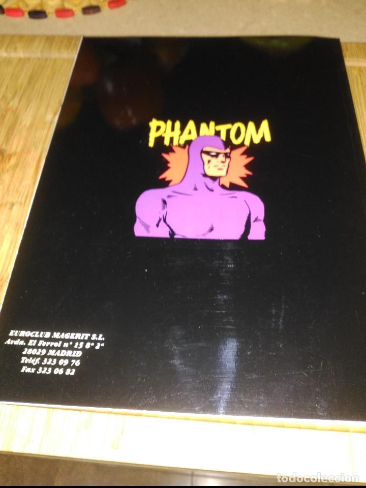 Cómics: Phantom Tiras diarias y planchas dominicales 1950/3 - Foto 2 - 141566534