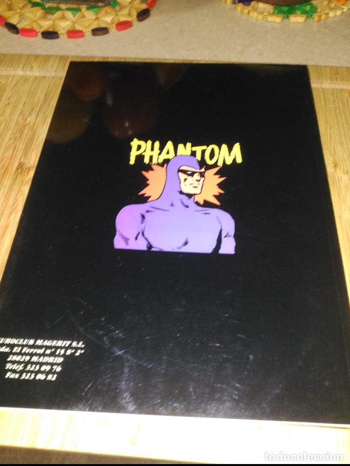 Cómics: Phantom Tiras diarias 1951/52 - Foto 2 - 141567514