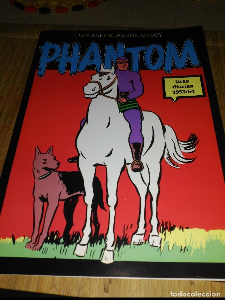 PHANTOM TIRAS DIARIAS 1953/54 (Tebeos y Comics - Magerit - Phantom)