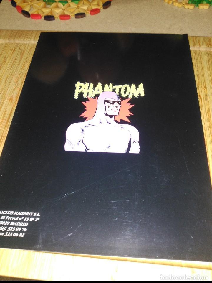 Cómics: Phantom Tiras diarias 1953/54 - Foto 2 - 141567806
