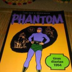 Cómics: PHANTOM TIRAS DIARIAS 1954. Lote 141568150