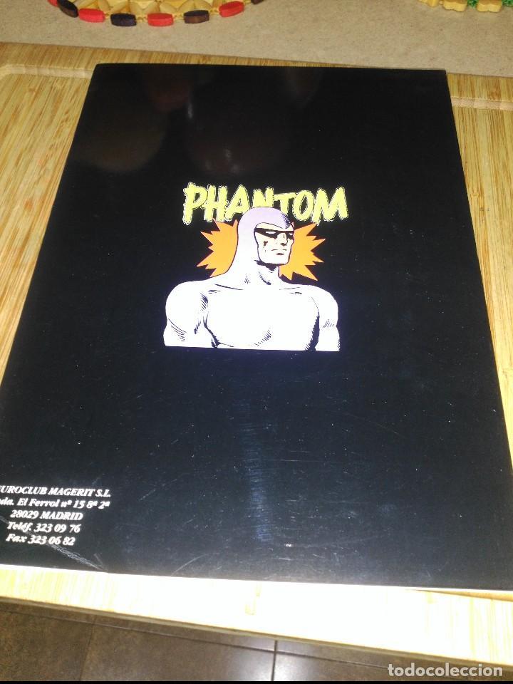 Cómics: Phantom Tiras diarias 1954 - Foto 2 - 141568150