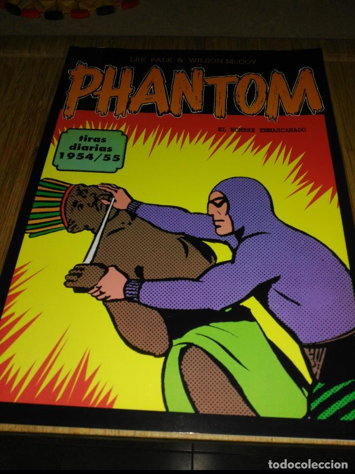 PHANTOM TIRAS DIARIAS 1954/55 (Tebeos y Comics - Magerit - Phantom)