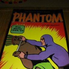 Cómics: PHANTOM TIRAS DIARIAS 1954/55. Lote 141568362