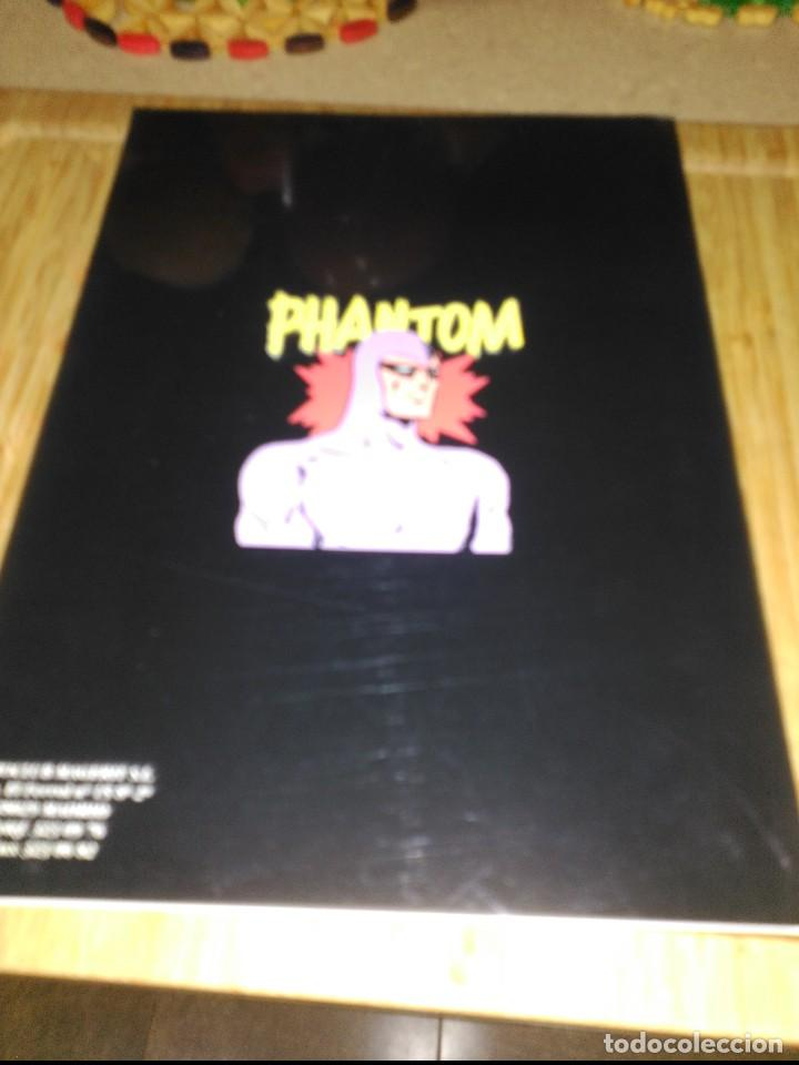 Cómics: Phantom Tiras diarias 1954/55 - Foto 2 - 141568362