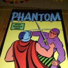Cómics: PHANTOM TIRAS DIARIAS 1955. Lote 141568482