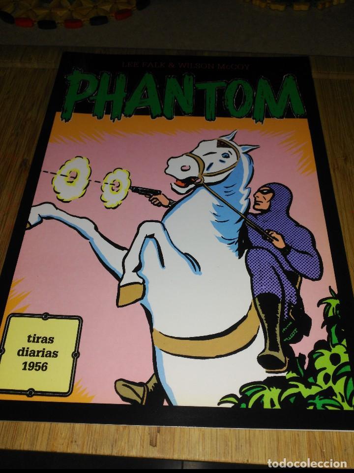 PHANTOM TIRAS DIARIAS 1956 (Tebeos y Comics - Magerit - Phantom)