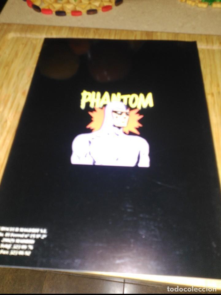 Cómics: Phantom Tiras diarias 1956 - Foto 2 - 141568594
