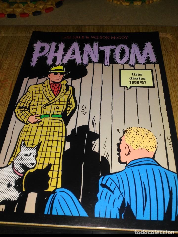 PHANTOM TIRAS DIARIAS 1956/57 (Tebeos y Comics - Magerit - Phantom)