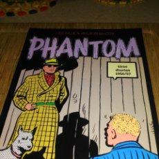 Cómics: PHANTOM TIRAS DIARIAS 1956/57. Lote 141568810