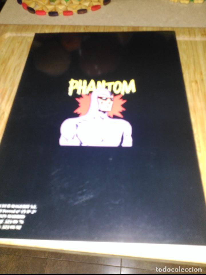 Cómics: Phantom Tiras diarias 1956/57 - Foto 2 - 141568810