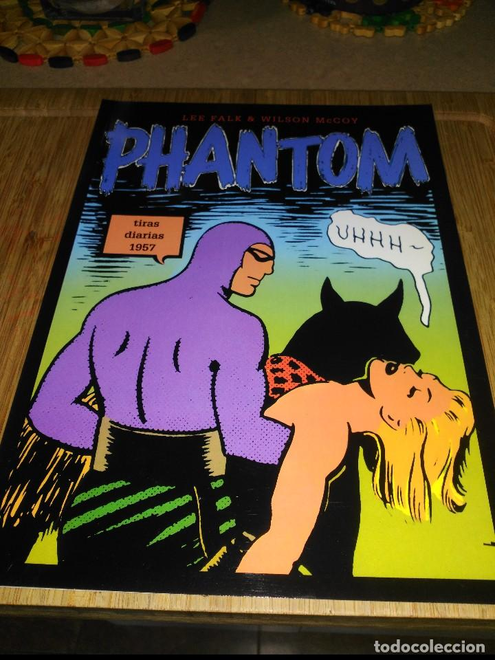 PHANTOM TIRAS DIARIAS 1957 (Tebeos y Comics - Magerit - Phantom)