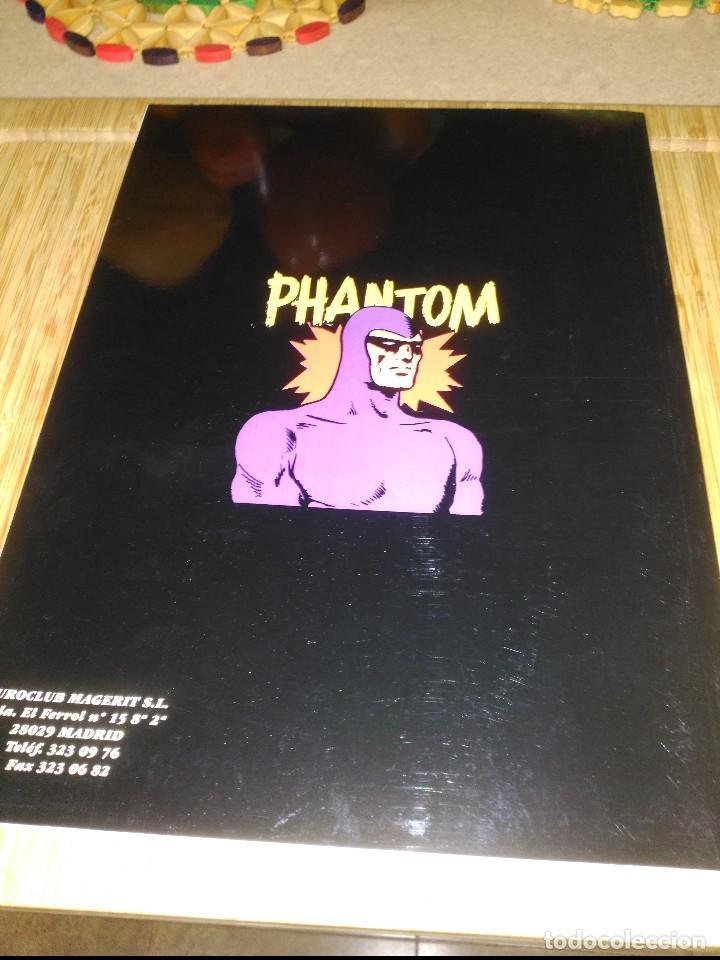 Cómics: Phantom Tiras diarias 1957 - Foto 2 - 141568858