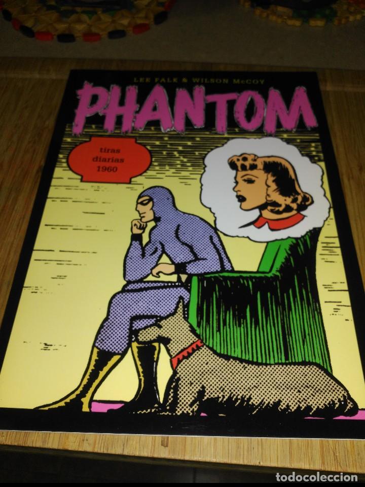 PHANTOM TIRAS DIARIAS 1960 (Tebeos y Comics - Magerit - Phantom)