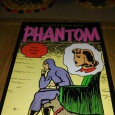 Cómics: PHANTOM TIRAS DIARIAS 1960. Lote 141568938