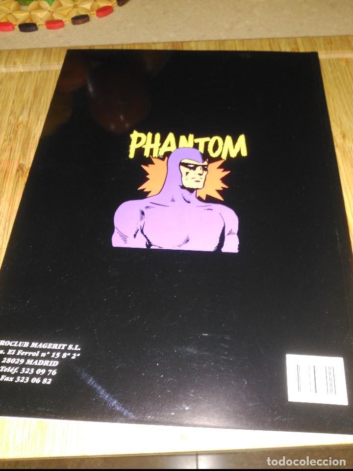 Cómics: Phantom Tiras diarias 1960 - Foto 2 - 141568938