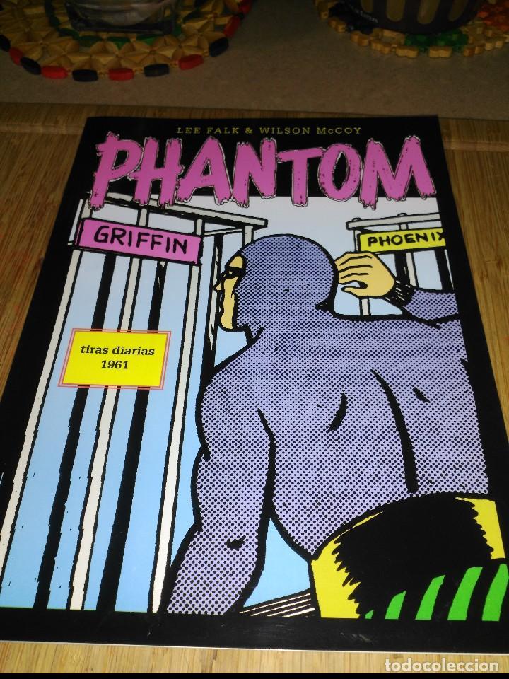 PHANTOM TIRAS DIARIAS 1961 (Tebeos y Comics - Magerit - Phantom)