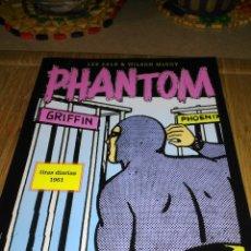 Cómics: PHANTOM TIRAS DIARIAS 1961. Lote 141569362