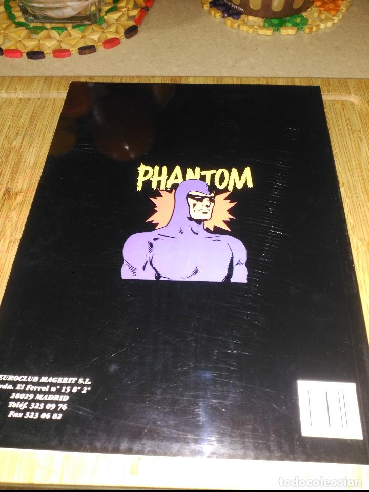 Cómics: Phantom Tiras diarias 1989/90 - Foto 2 - 141570162