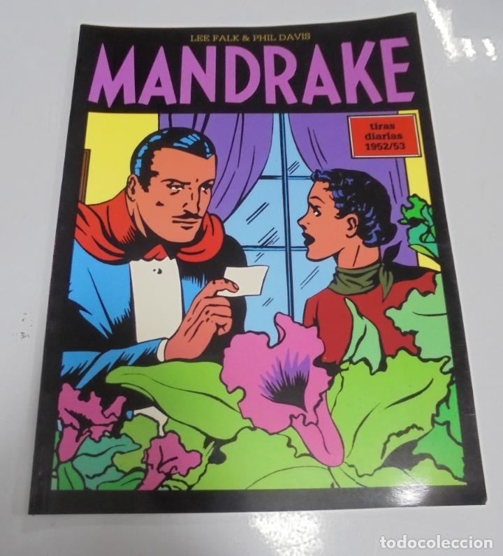 TEBEO. MANDRAKE. TIRAS DIARIAS. 1952/53. VOLUMEN 11º. (Tebeos y Comics - Magerit - Mandrake)