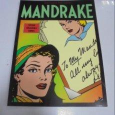 Cómics: TEBEO. MANDRAKE. TIRAS DIARIAS. 1951. VOLUMEN 21º.. Lote 141636642